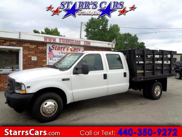 2003 Ford F-350 SD Stake Body
