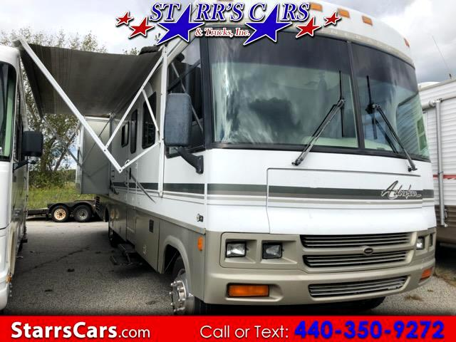 2002 Winnebago Adventurer M-35U