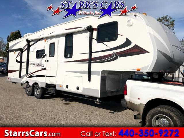 2013 StarCraft Travel Star 187