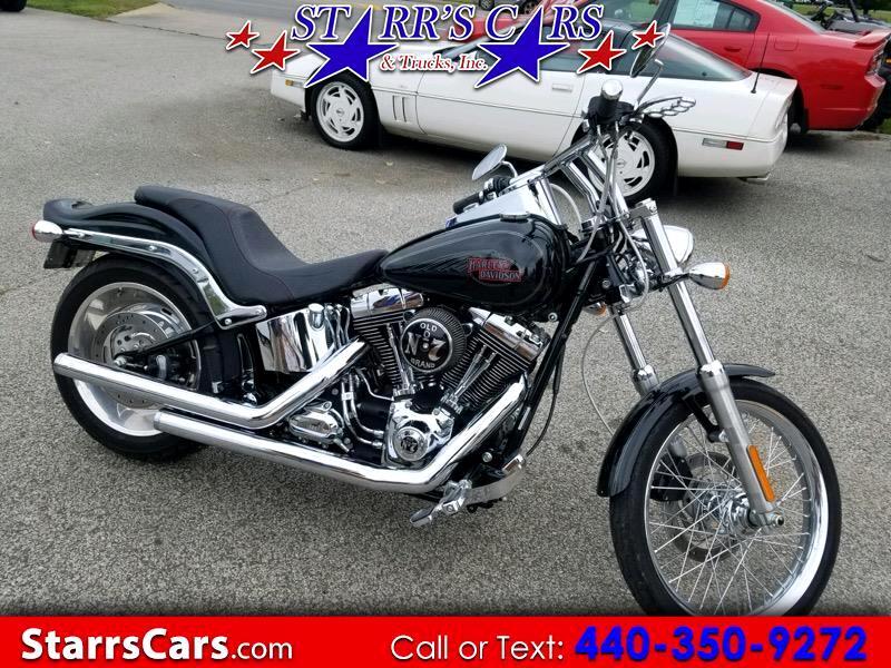 2007 Harley-Davidson Soft Tail FXSTC Custom