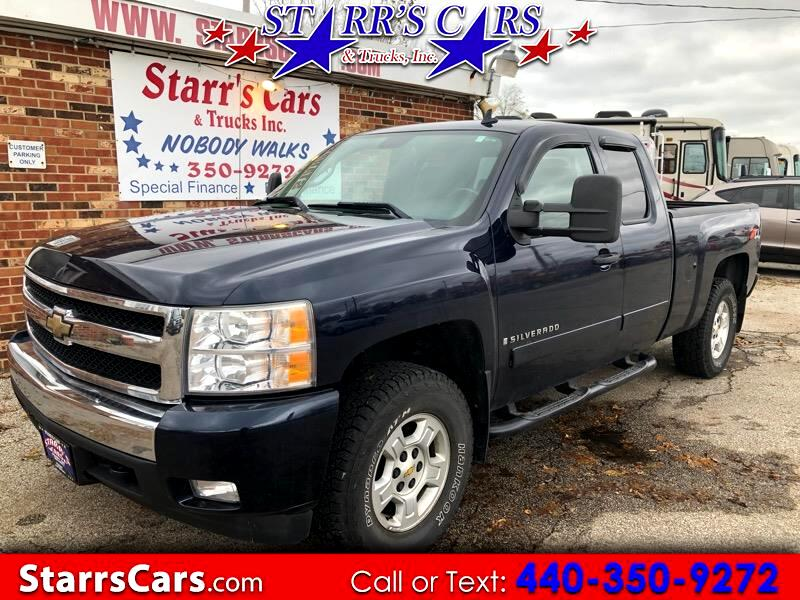 2008 Chevrolet Silverado 1500 Z71 Ext. Cab Short Bed 4WD
