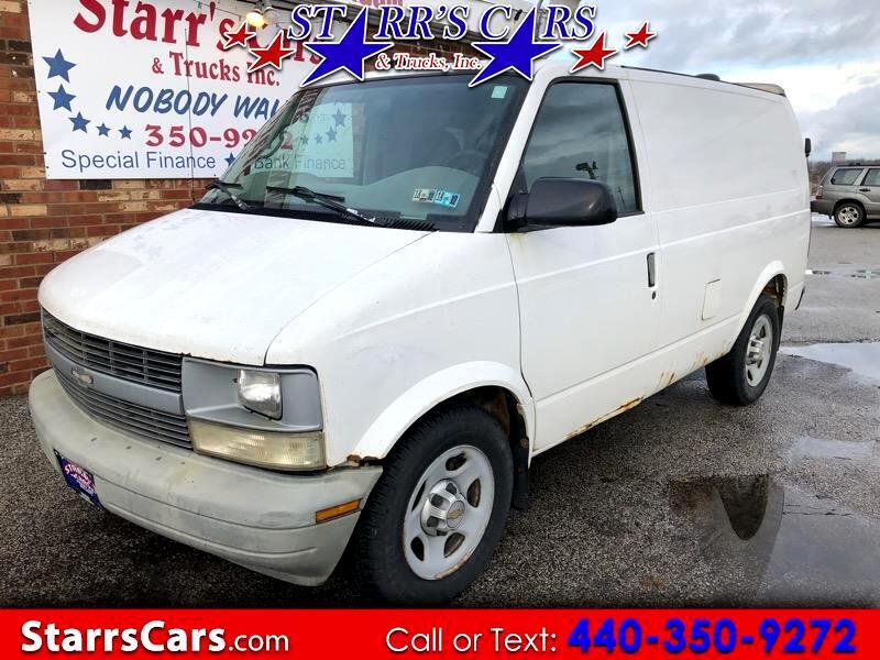2004 Chevrolet Astro Cargo Van AWD