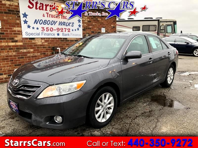 2011 Toyota Camry XLE