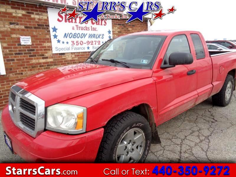 2005 Dodge Dakota Laramie Club Cab 4WD