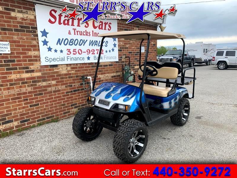 2014 EZ-GO Golf Cart