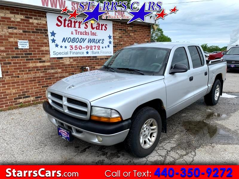 2003 Dodge Dakota Sport Quad Cab 2WD