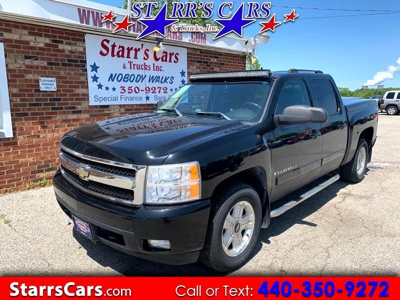 """2007 Chevrolet Silverado 1500 4WD Crew Cab 143.5"""" LTZ"""