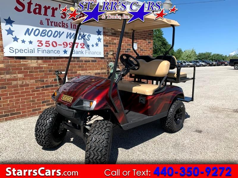 2014 EZ-GO Golf Cart