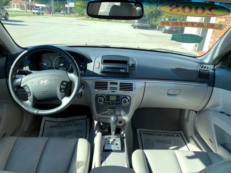 2008 Hyundai Sonata 4dr Sdn V6 Auto Limited