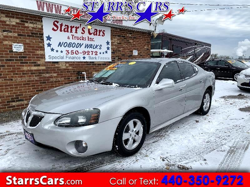Pontiac Grand Prix Sedan 2007