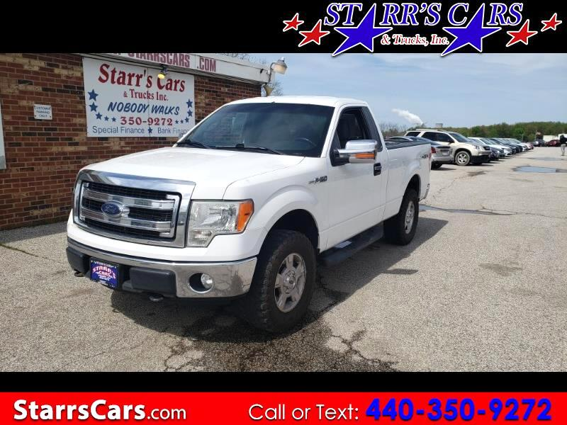 Ford F-150 XLT 6.5-ft. Bed 4WD 2013