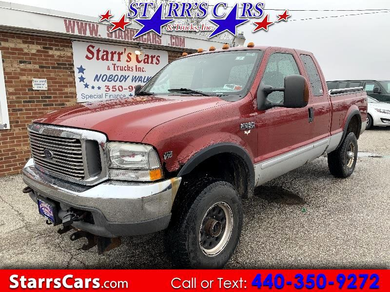 Ford F-350 SD XLT SuperCab 4WD 2003