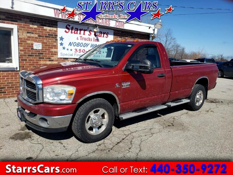 Dodge Ram 2500 SLT Long Bed 2WD 2007
