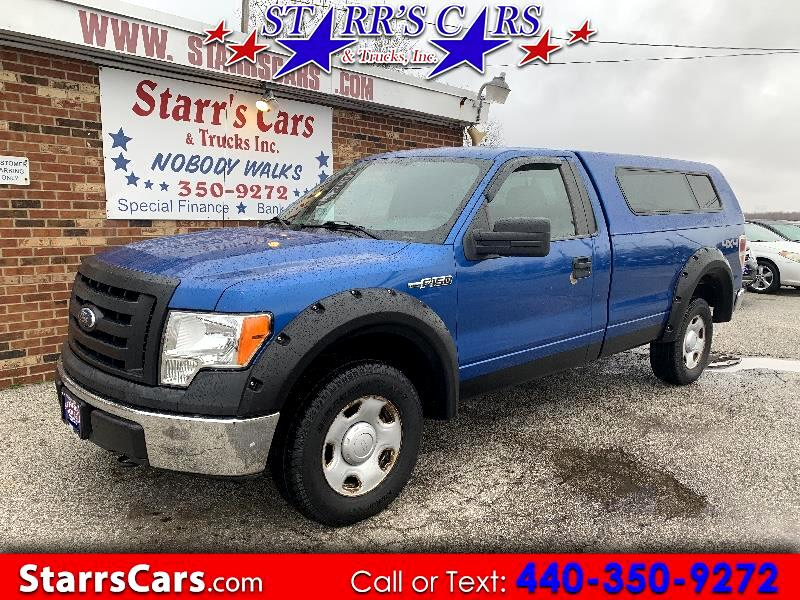 Ford F-150 XL 8-ft. Bed 4WD 2009