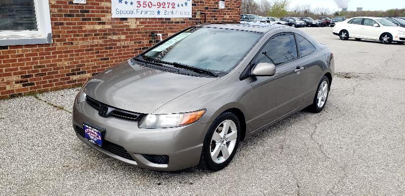 Honda Civic EX-L Coupe AT 2008