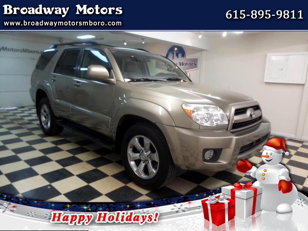2006 Toyota 4Runner 4dr Limited V6 Auto (Natl)