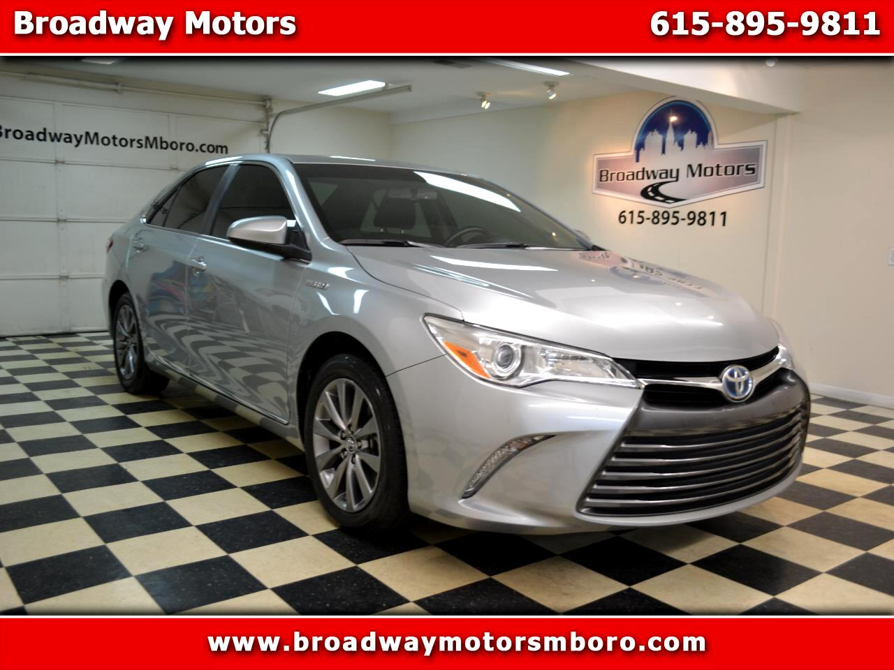 2015 Toyota Camry Hybrid 4dr Sdn XLE (Natl) *Ltd Avail*