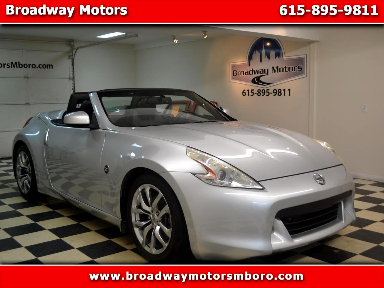 2011 Nissan 370Z 2dr Roadster Auto Touring