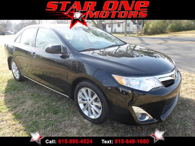 2014 Toyota Camry 2014 Camry XLE