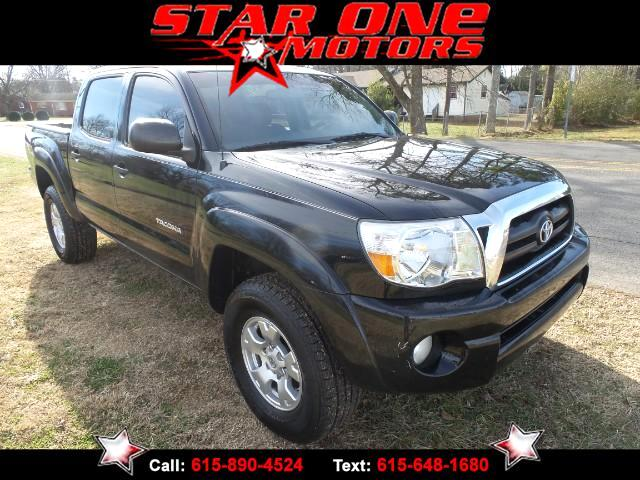 2007 Toyota Tacoma PreRunner RS5 TRD OFF ROAD Double cab