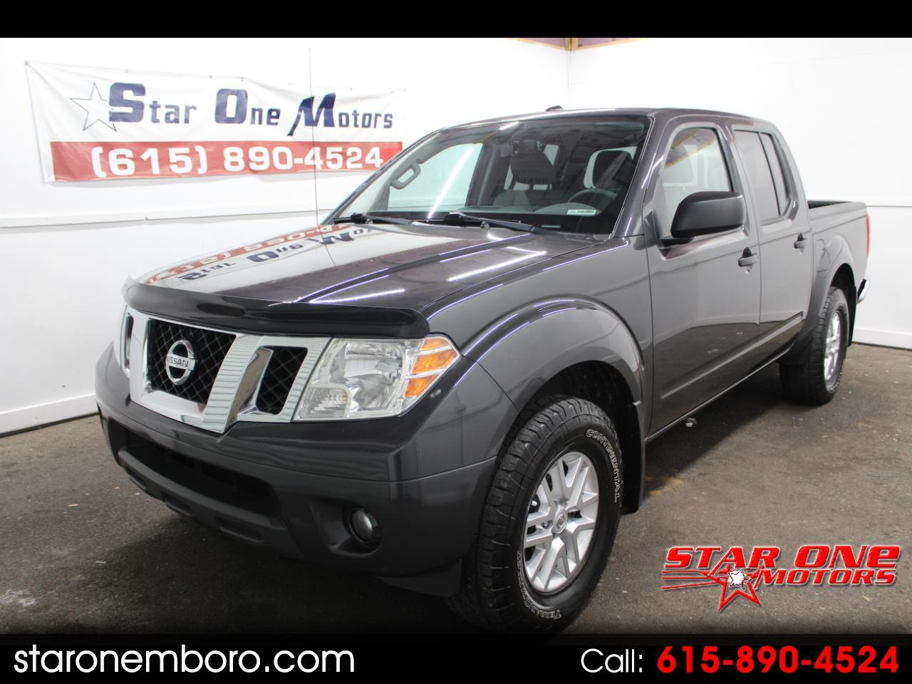 2015 Nissan Frontier SV 4WD