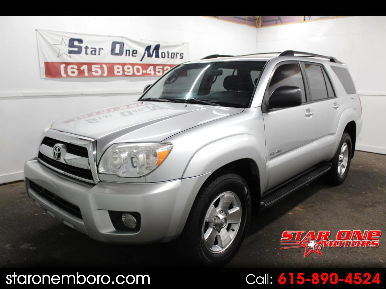 2006 Toyota 4Runner Sport Edition 4WD