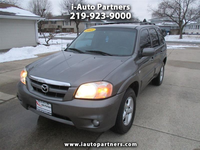 2005 Mazda Tribute i 4WD 4-spd AT