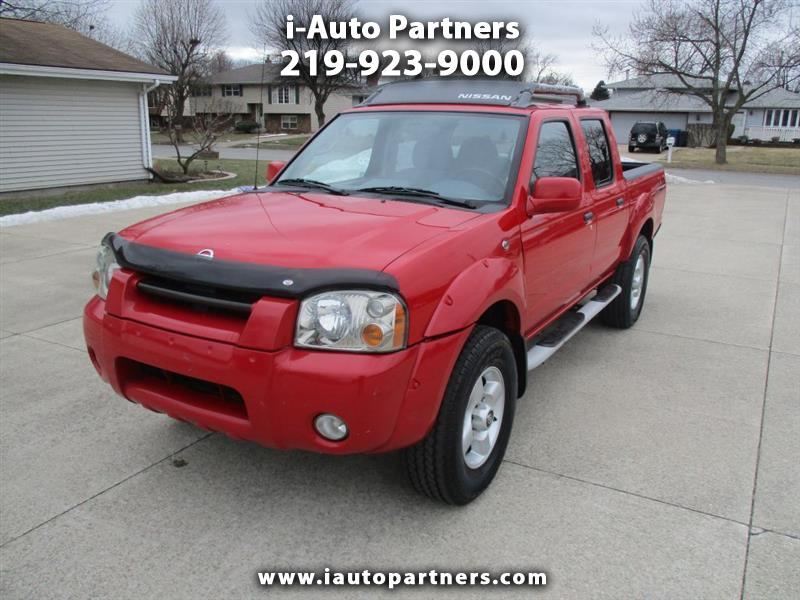 2002 Nissan Frontier XE-V6 Crew Cab 4WD
