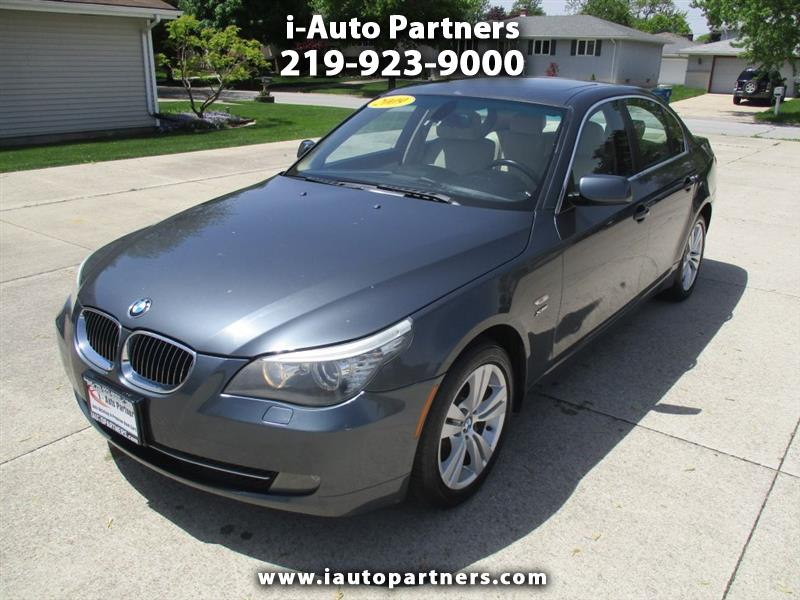 2009 BMW 5-Series 528xi