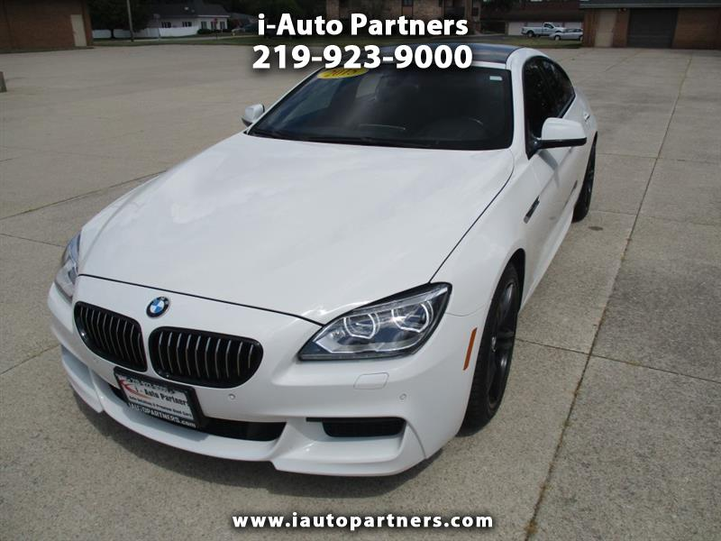 2015 BMW 6-Series Gran Coupe 640i xDrive
