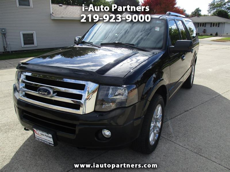 2011 Ford Expedition EL Limited 4WD