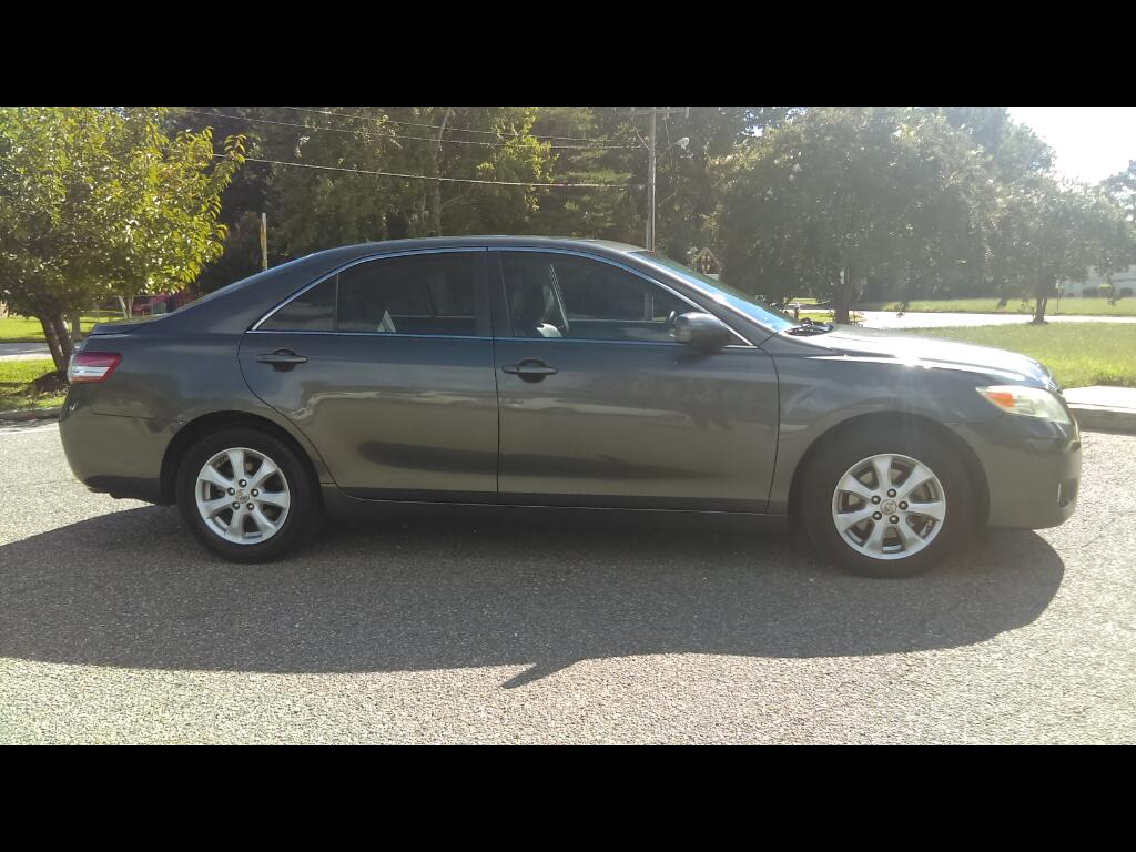 2010 Toyota Camry 4dr Sdn V6 Auto LE (Natl)