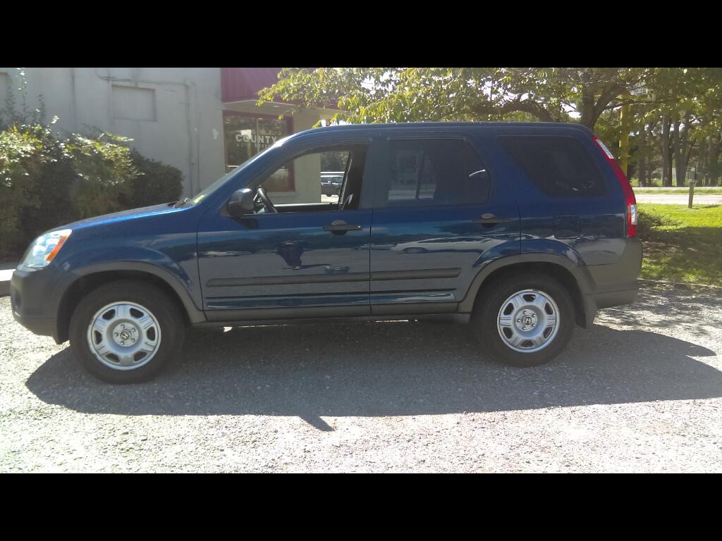 2005 Honda CR-V 4WD LX AT