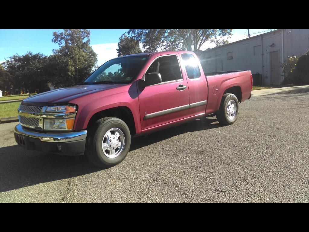 2008 Chevrolet Colorado 2WD Ext Cab 125.9