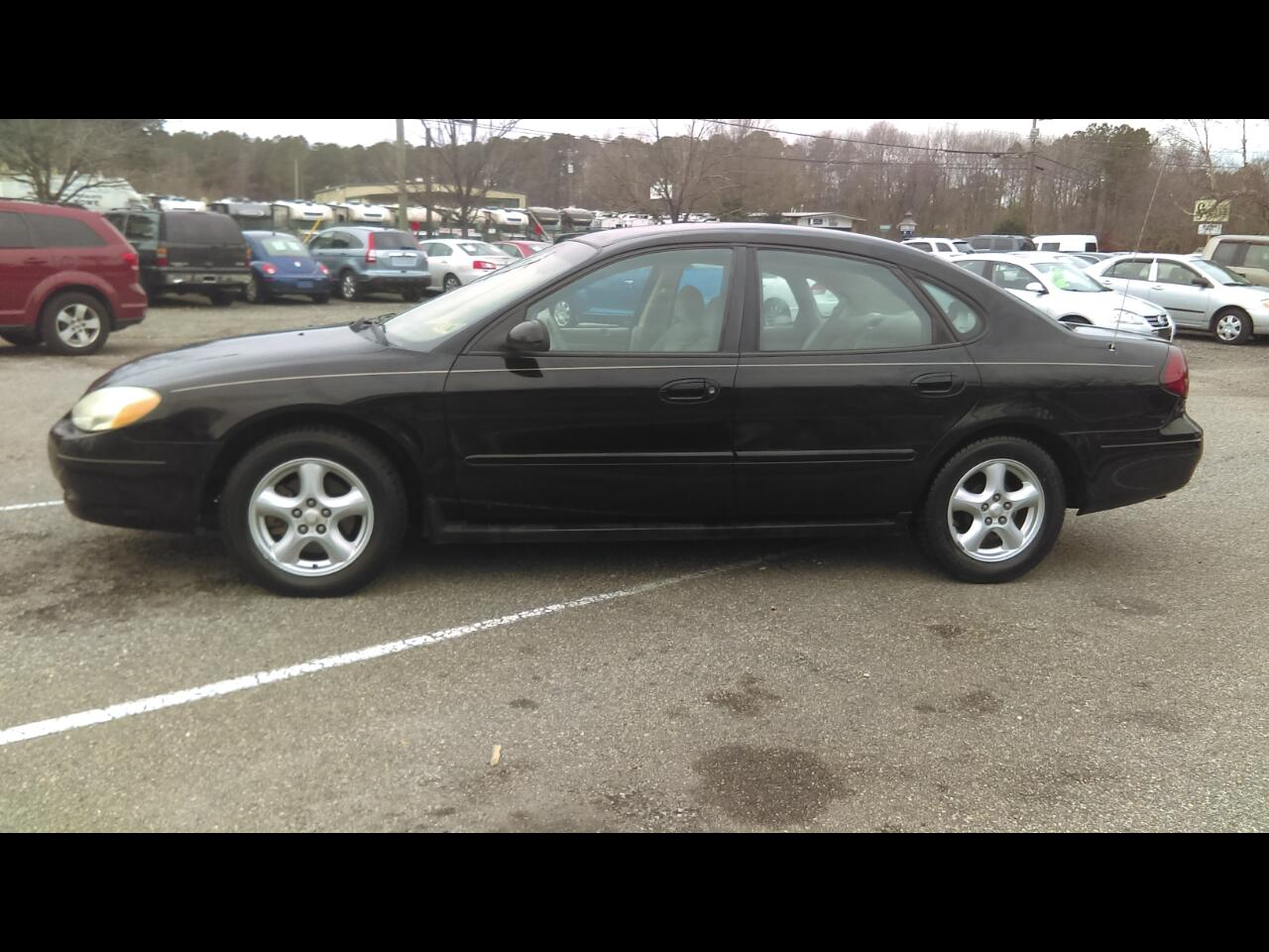 2003 Ford Taurus 4dr Sdn SES Standard