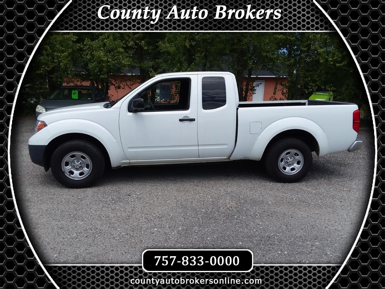 Nissan Frontier 2WD King Cab I4 Auto S 2013