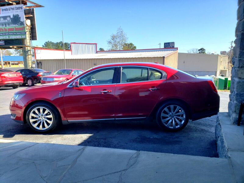 2015 Lincoln MKS AWD