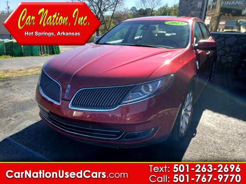 Lincoln MKS AWD 2015