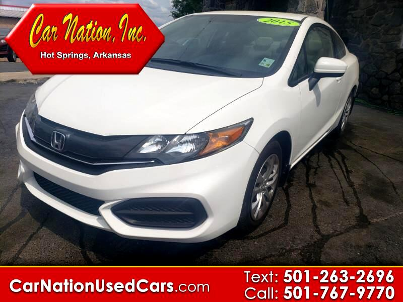 2015 Honda Civic LX Coupe CVT