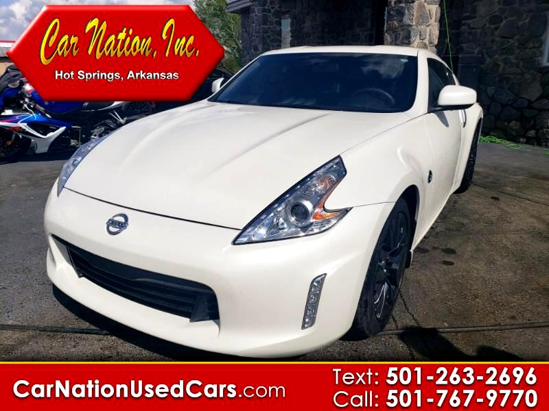 Nissan Z 370Z Coupe Touring 6MT 2016