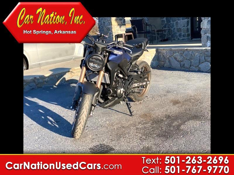 Honda CB300F  2020