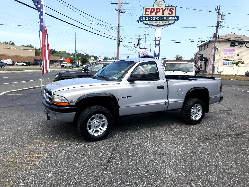 1999 Dodge Dakota Reg. Cab 6-ft. Bed 4WD