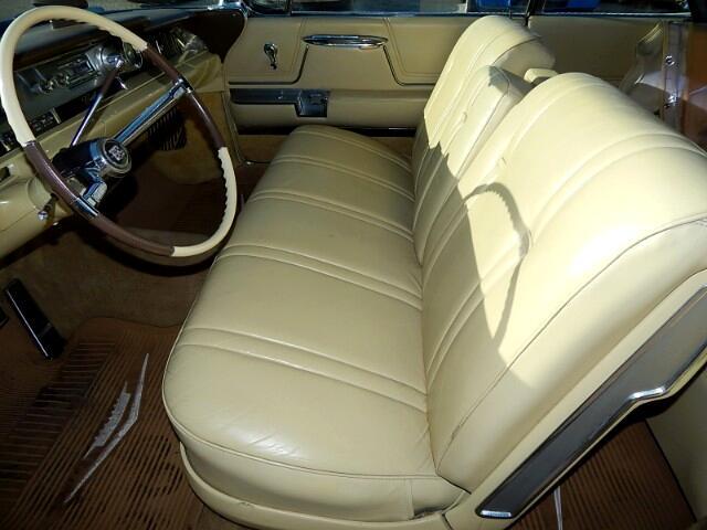 1962 Cadillac 62 Convertible