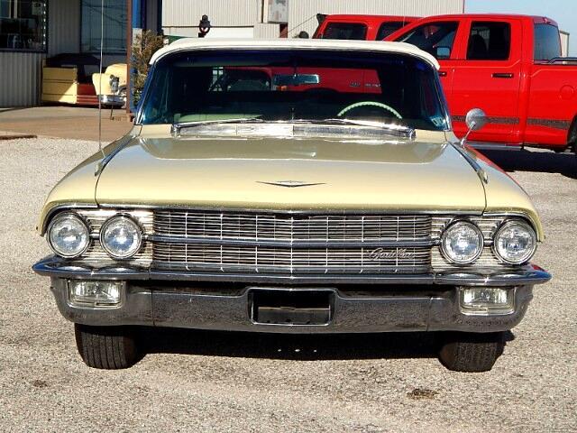 Cadillac 62  1962