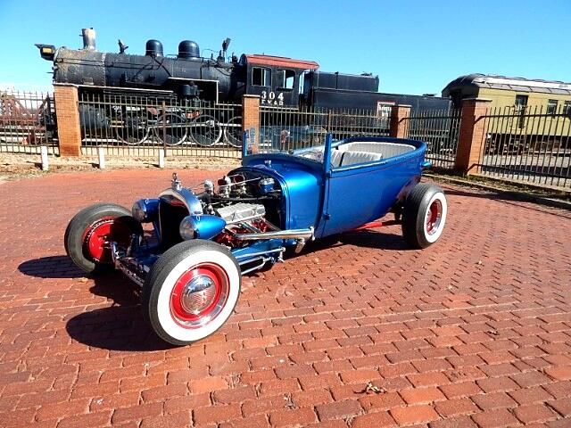 1928 Ford T-Bucket Roadster Custom Tuby