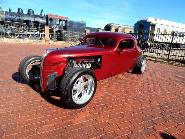 1936 Pontiac Coupe Custom Street Rod