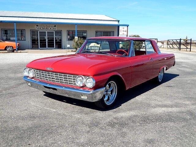 1962 Ford Galaxie 500 Club Victoria