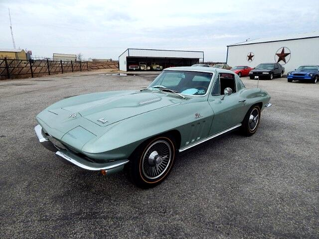 1966 Chevrolet Corvette Stingray L72