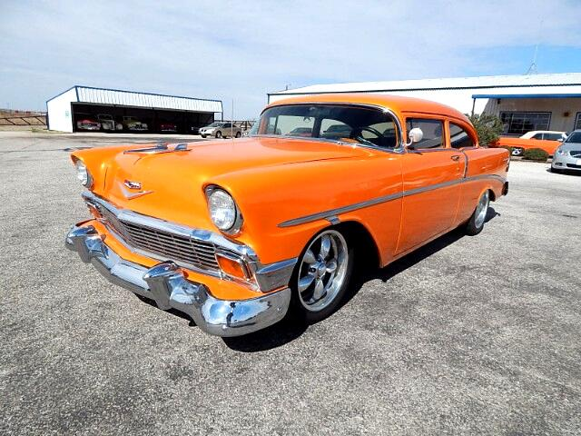 1956 Chevrolet Bel Air Pro Touring