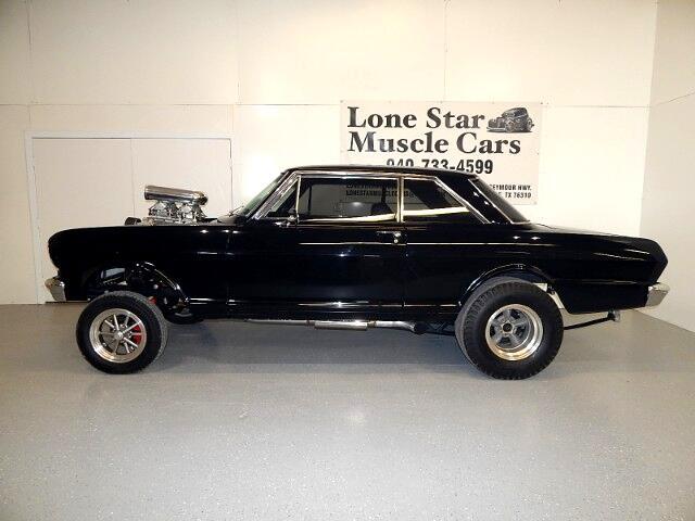 1963 Chevrolet Chevy II Nova SS
